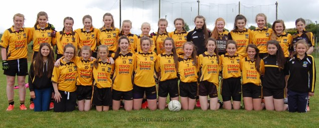 U16 B League Runners Up: Fermoy